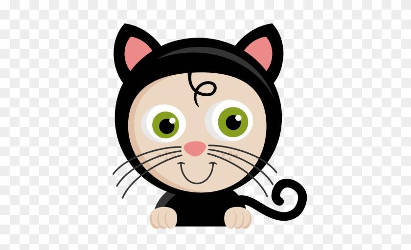 Cute Halloween Cat - Cute Cat T Shirt #690795