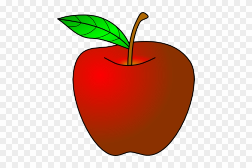 Stalin's Mother, A Russian Orthodox Christian, Encouraged - Red Apple Clipart #691529