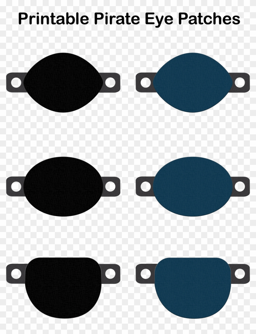 Printablee Eye Patch Template Pictures Hd Patches For