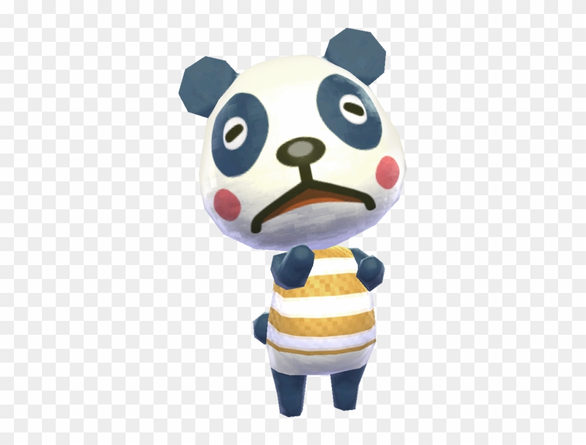 Move Out Date - Animal Crossing New Leaf Panda #692201