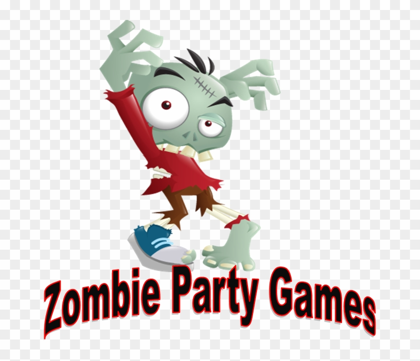 Bring Your Zombie Kids Back To Life With These 5 Fun - Pin The Tail On The Zombie #692765