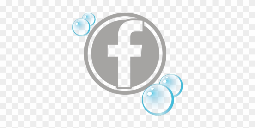 Do It Yourself Laundry Circle Facebook Logo Black Png