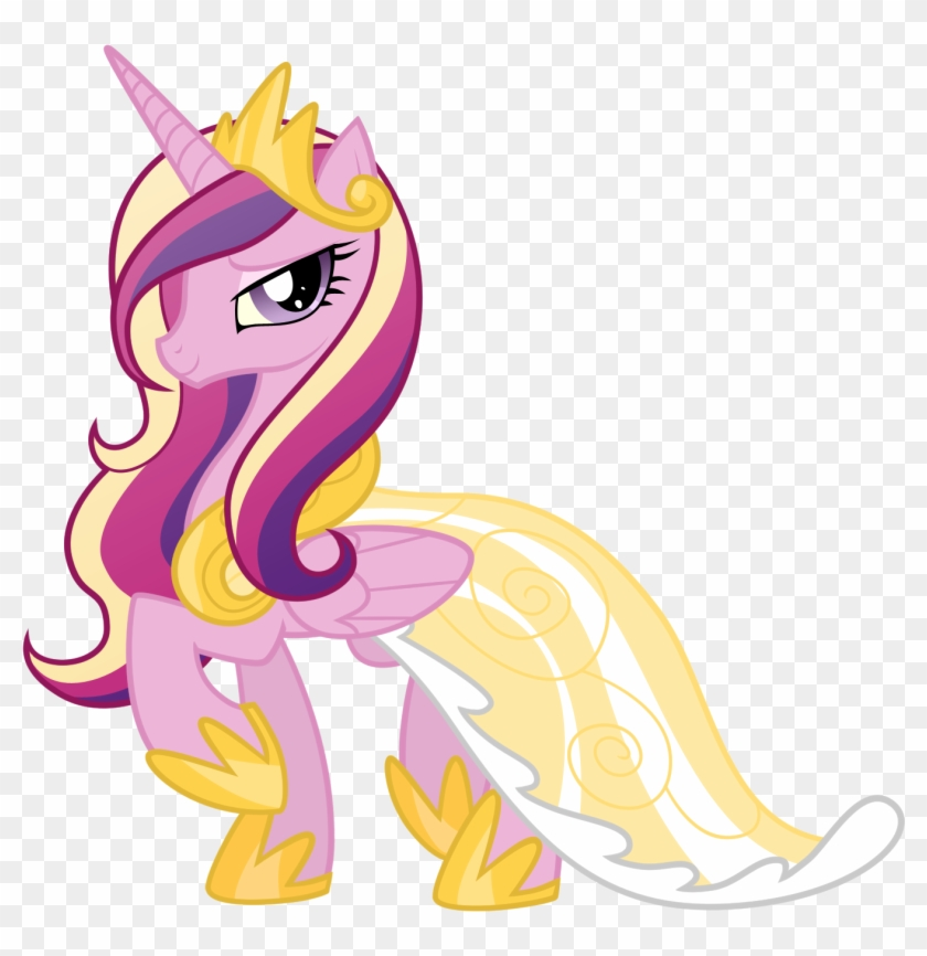 My Little Pony Friendship Is Magic Princess Candence - Princesses From My Little Pony #694525