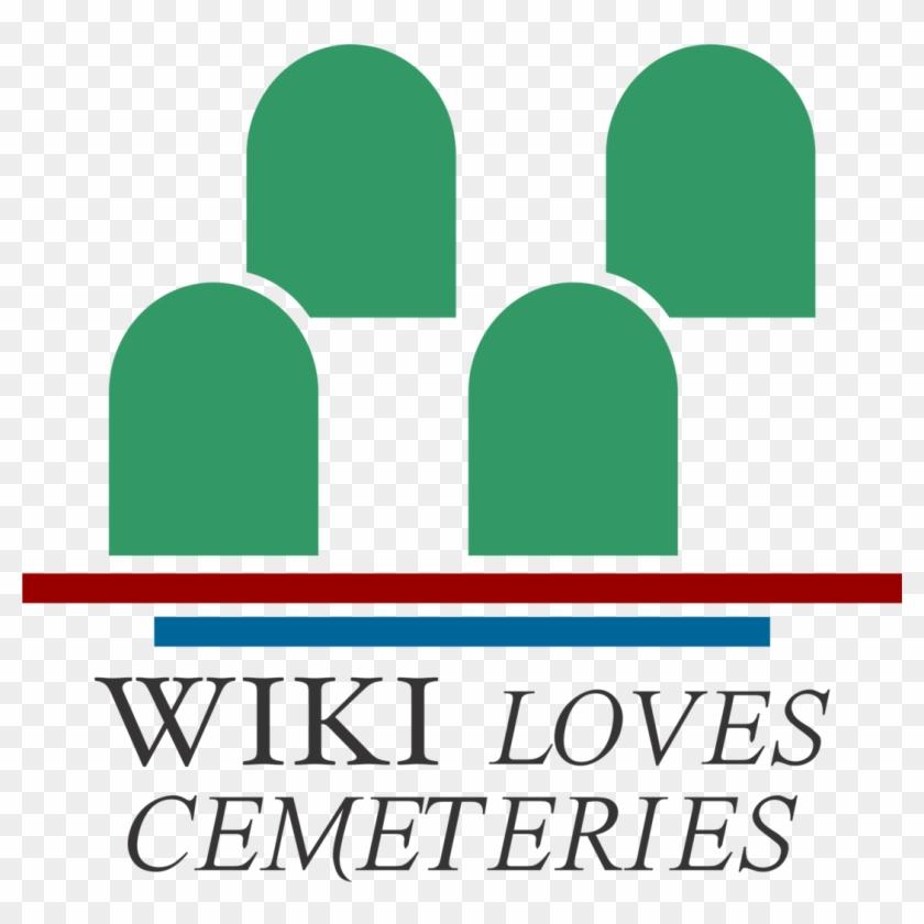 Wiki Loves Cemeteries Logo - Wikipedia - Free Transparent