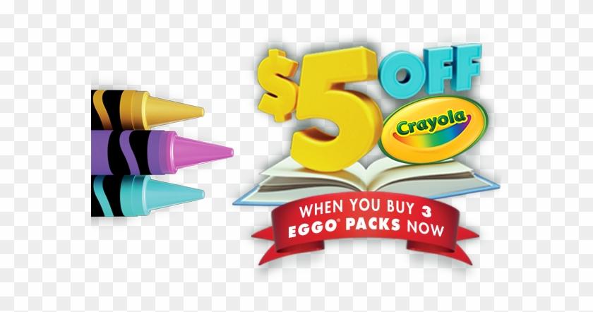 $5 Off Crayola When You Buy 3 Eggo® Packs Now - Crayola Watercolor Colored Pencils (box Of 12) - 2 #695249