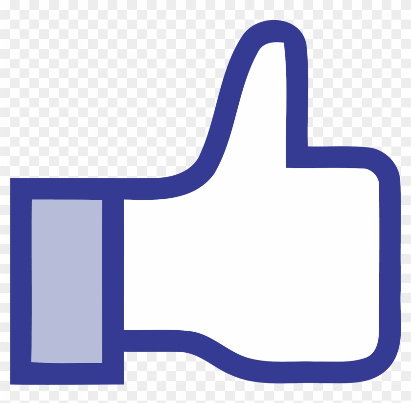 Facebook Like Button Png #695858