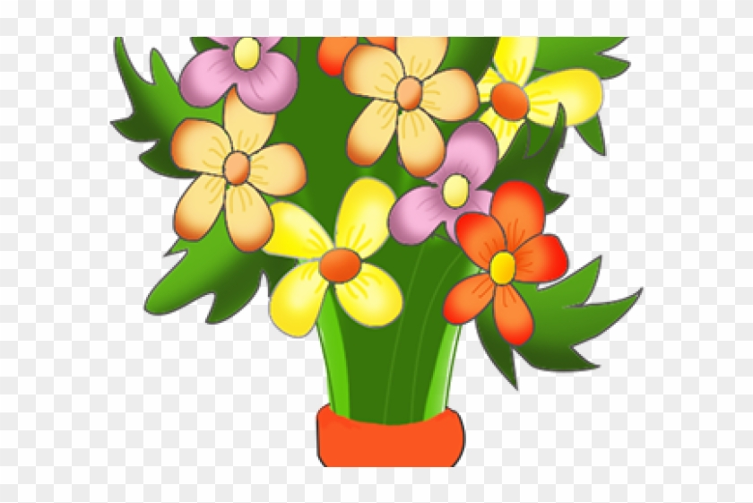 Free Clip Aret Happy Birthday Flowers Clipart Free Transparent Png Clipart Images Download