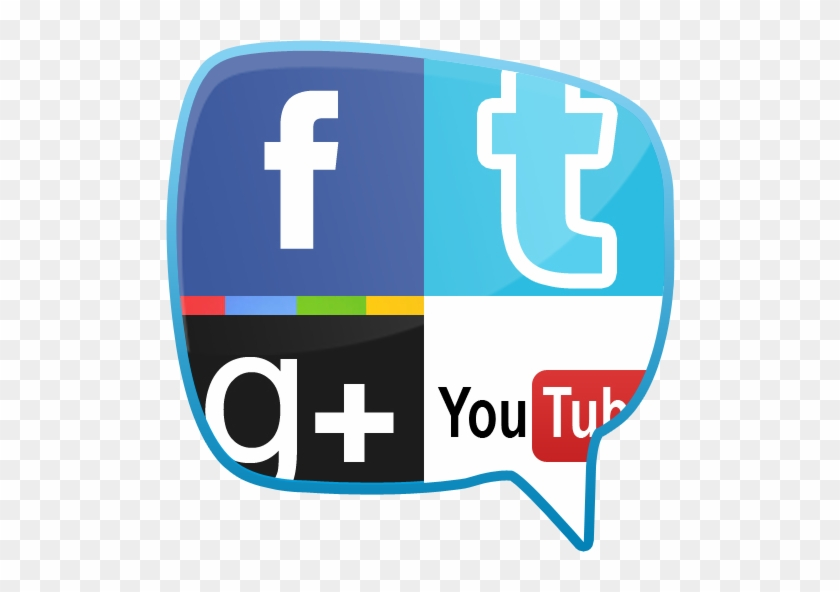 We Are Always Posting Tips, Videos And Trip Destinations - Social Media Logo In One #696436