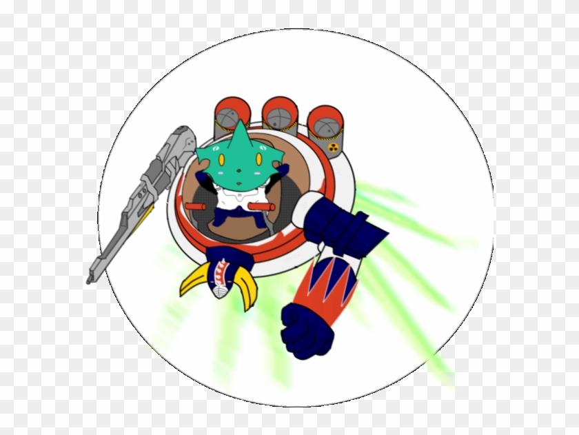 Rumble, Mobile Ufo Genesis Tristy By Mistahcatfish - Unidentified Flying Object #697112