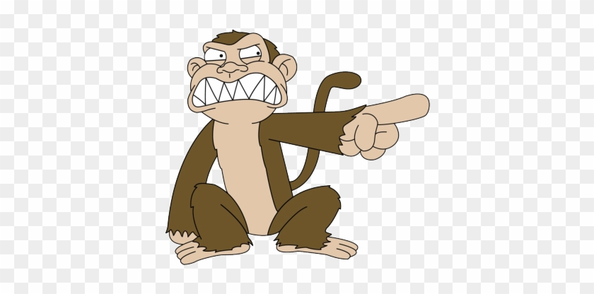 Clapping Monkey Gif Family Guy Evil Monkey Free Transparent Png