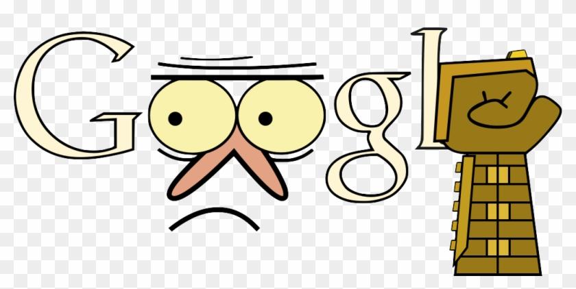 Skips Google Doodle By Pogobox - Regular Show Google Doodle - Free