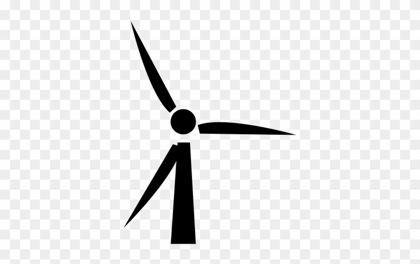 Turbine, Wind Energy, Wind Power Icon - Wind Power #697999