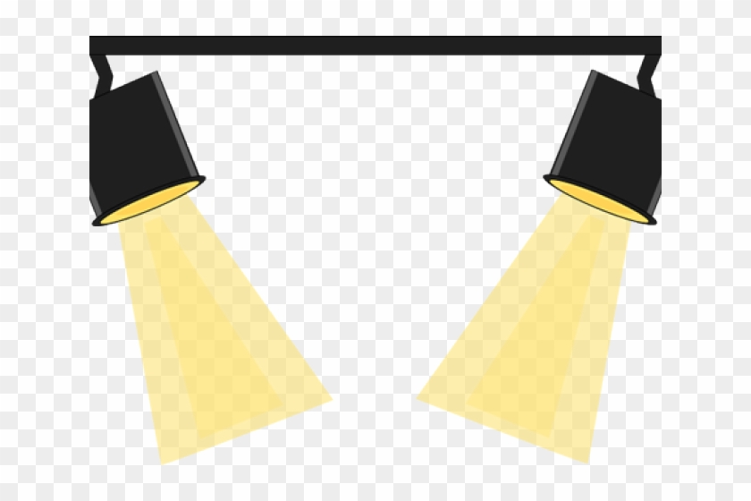 Movie Clipart Light - Theatre Lights Png #698124