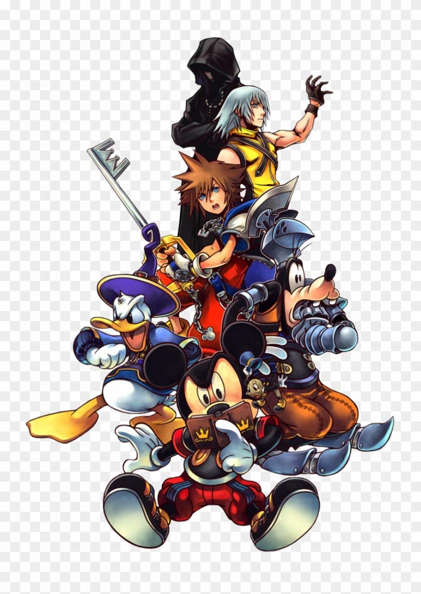 Kingdom Hearts 3 Xbox One, Ps4 Release Date, Rumors - Kingdom Hearts