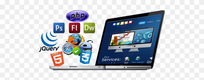 Web Development Png Pic - Web Designing Course Fees In Karachi #698320