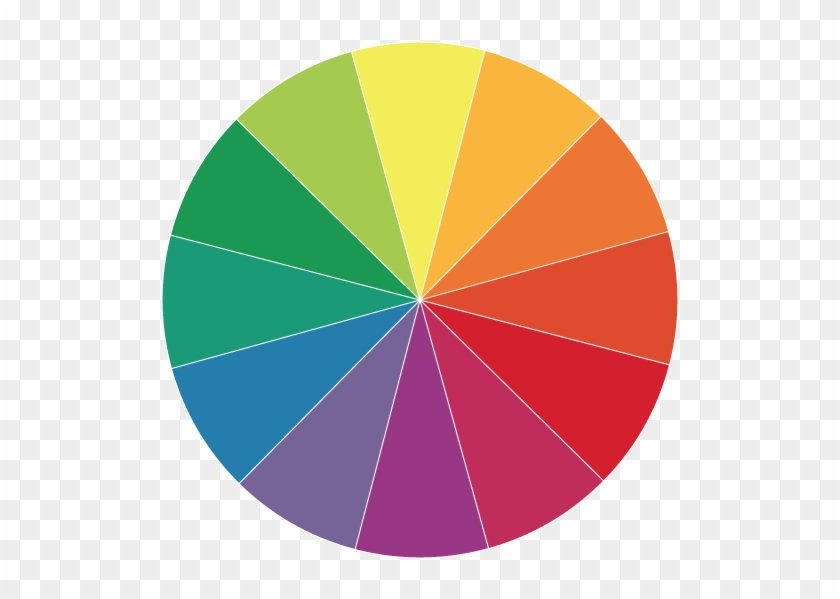 The Color Wheel Opposite Of Orange On Color Wheel Free