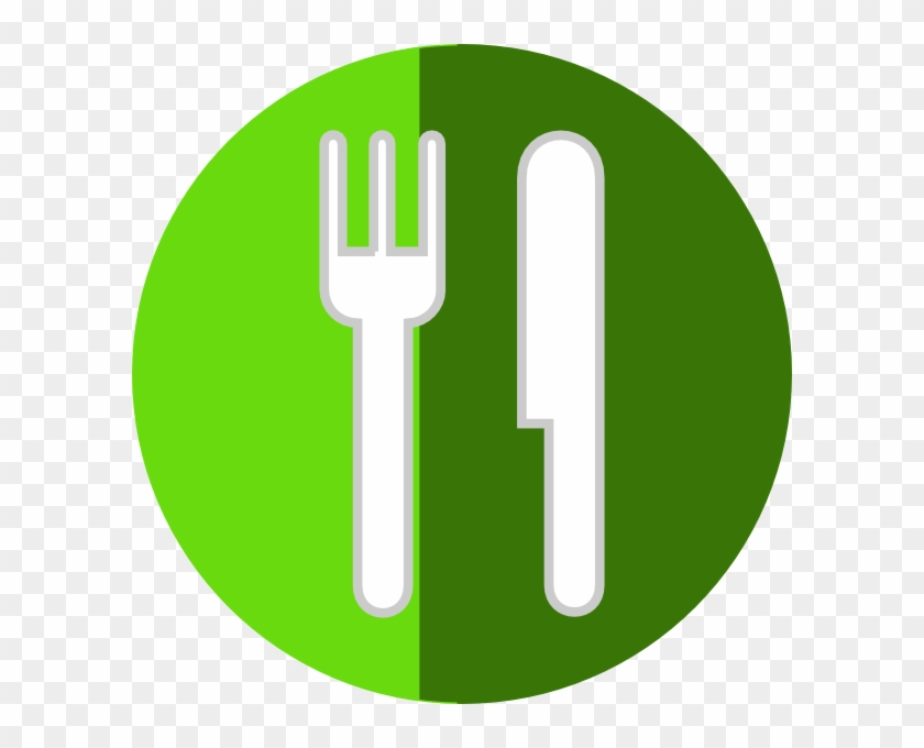 Plate Knife And Fork #699010
