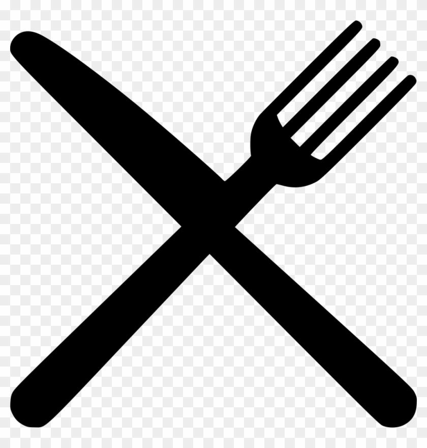 Fork Knife Comments - Fork And Knife Png #699015