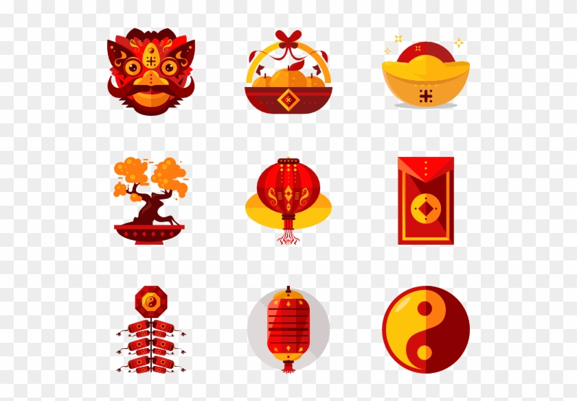 Chinese New Year - Chinese New Year Icon #700473