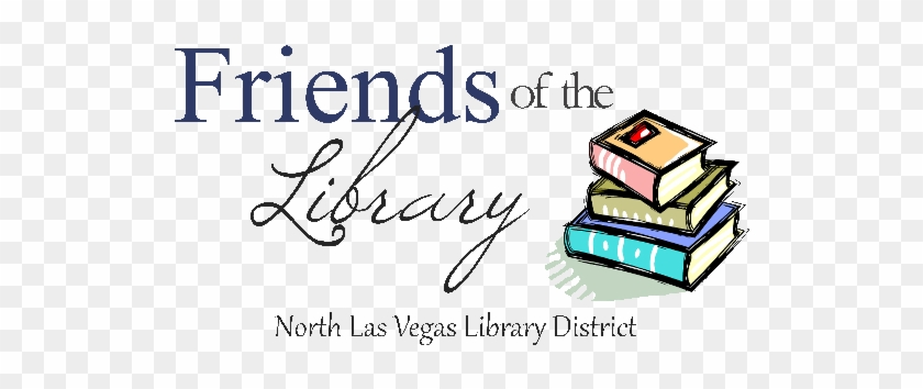Friends Of Library Logo - Library Friends #702412