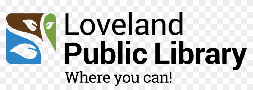 Search Tabs - Loveland Public Library Logo #702439