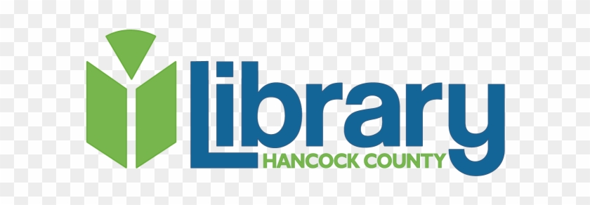 Logo For Hancock County Public Library - Hancock County Public Library #702465