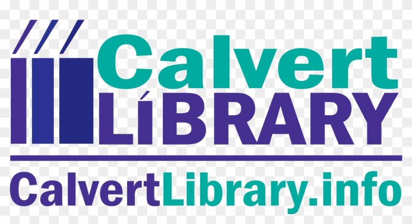 Calvert Library Prince Frederick Schedule Of Events - Calvert Library Logo #702487