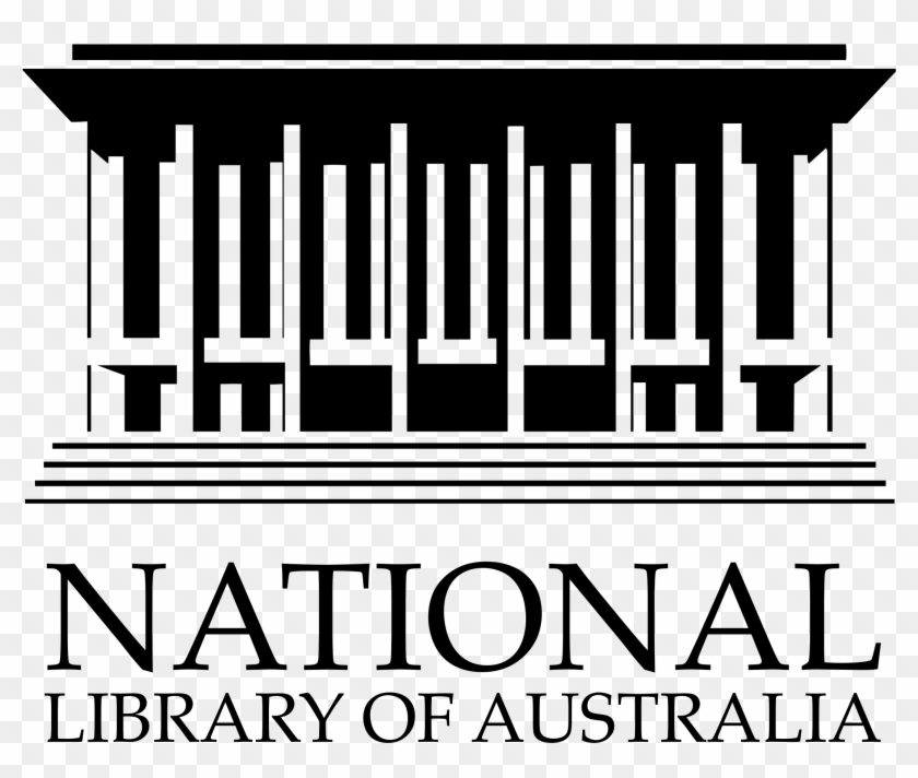 National Library Of Australia Logo Png Transparent - National Library Of Australia Logo #702496