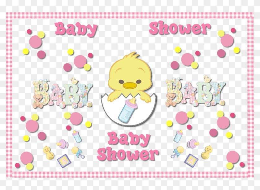 Invitaciones Para Baby Shower Niña Modernas Para Imprimir - Baby ...