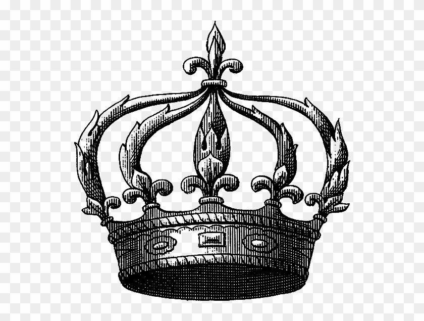 Click The Crown To Learn More - King's And Queen's Crown Drawing #702705