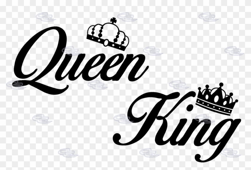 Splendid Design Ideas Black And White Crowns King Queen Queens Are