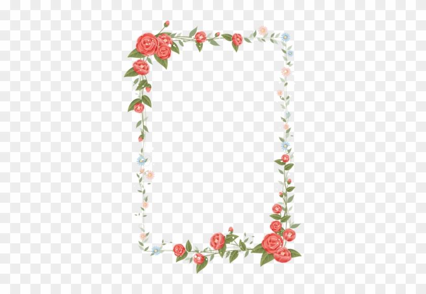 Soloveika Альбом «клипарт / Рамочки - Flowers Borders Png #703010