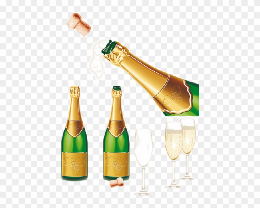 Bottle Of Champagne Popping Its Cork And Splashing Royalty Free Cliparts,  Vectors, And Stock Illustration. Image 16563561.