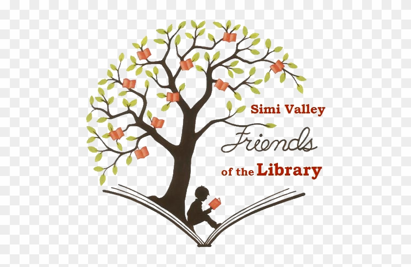Friends Of The Library Logo - Friends Of The Library Logos #703376
