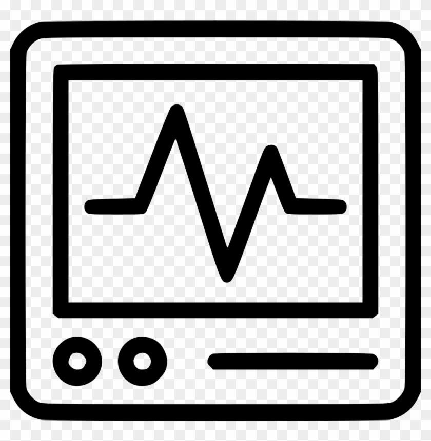 Heart Monitor Pulse Heartbeat Cacrdiology Hospital - Heartbeat