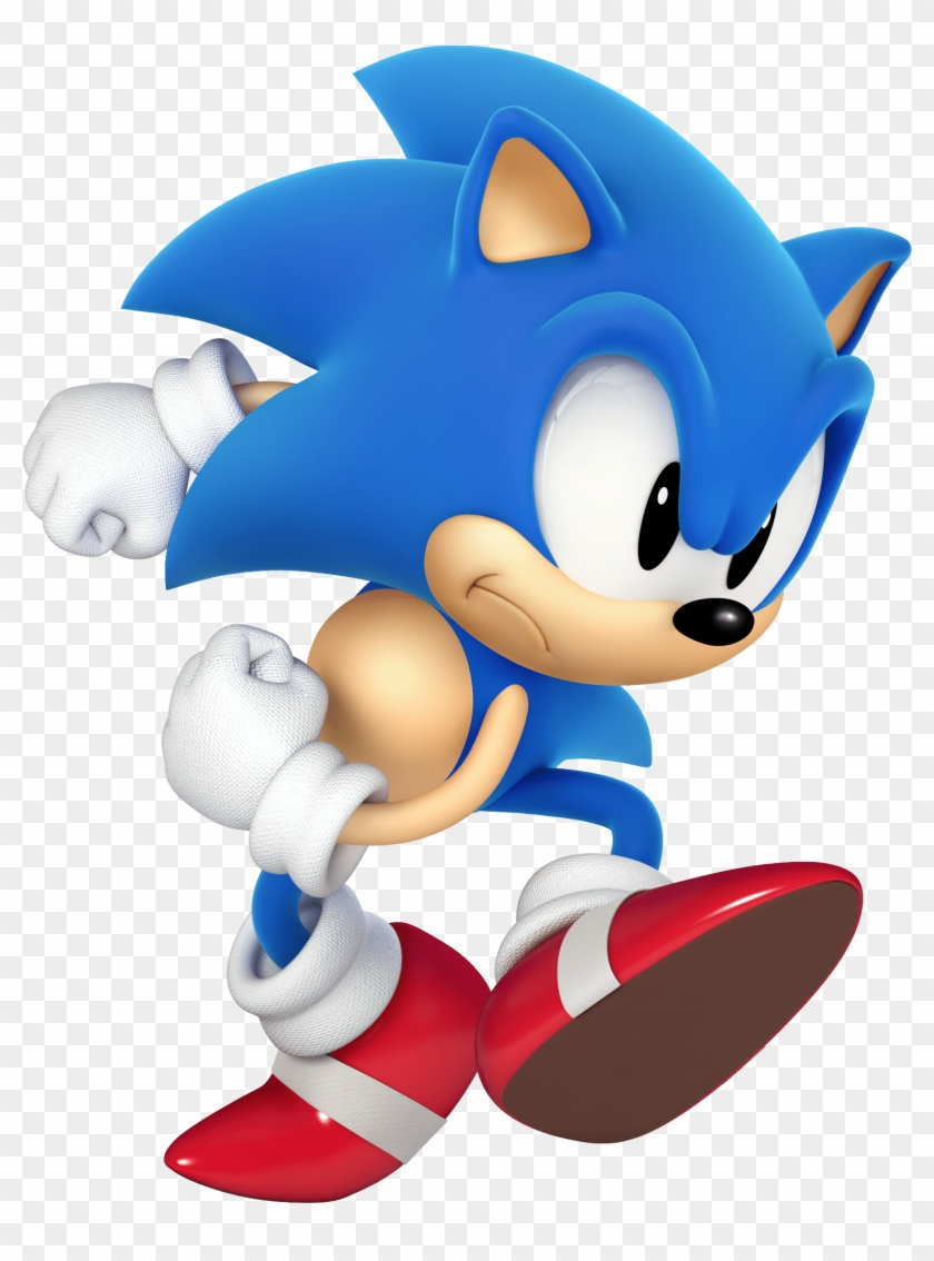 Sonic The Hedgehog Clipart Classic Sonic The Hedgehog Classic Free Transparent Png Clipart Images Download