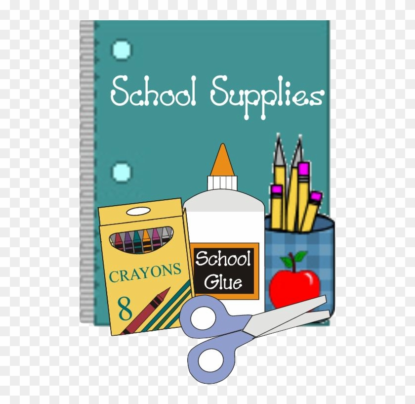 Course Clipart School Supply - Classroom And School Supplies #706467
