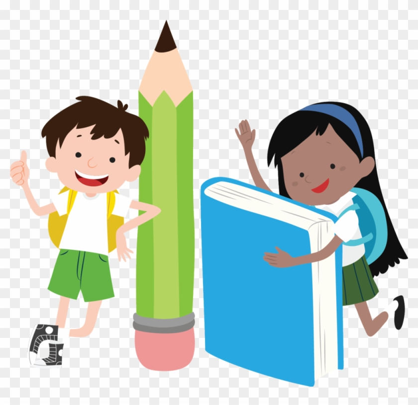 We Purchase School Supplies For Bay Area Schools So - Desenho Menino Com Lápis Png #706471