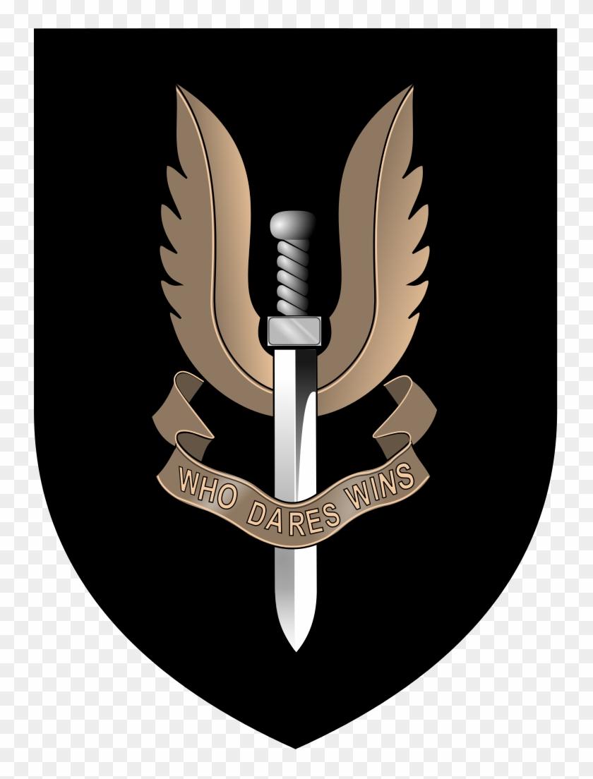 The Special Air Service - Rainbow Six Siege Sas Logo - Free