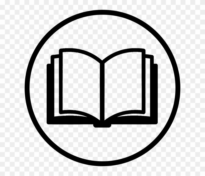 Learn - Open Book Icon Vector #707008