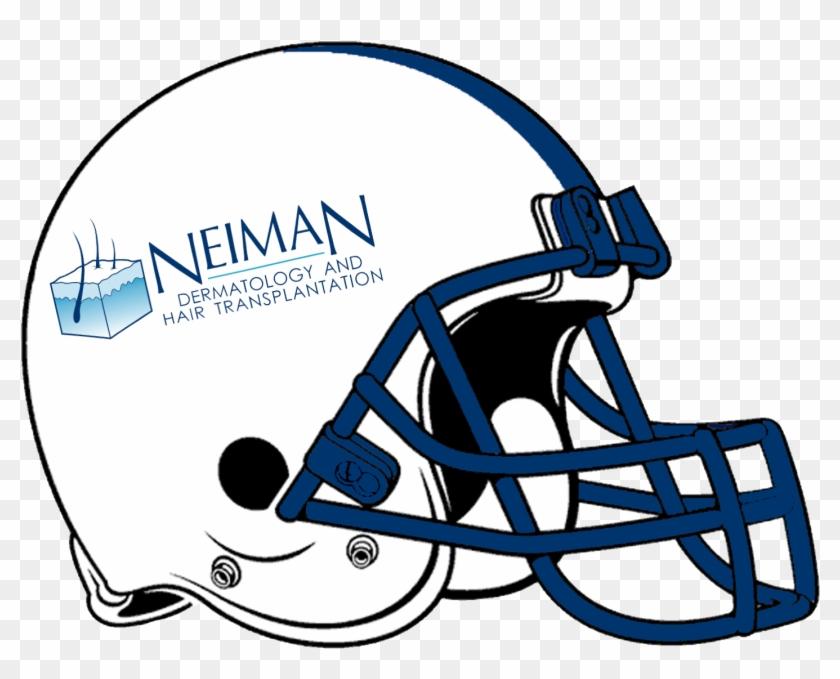 Neiman Football Helmet - Florida State Football Helmet #707075