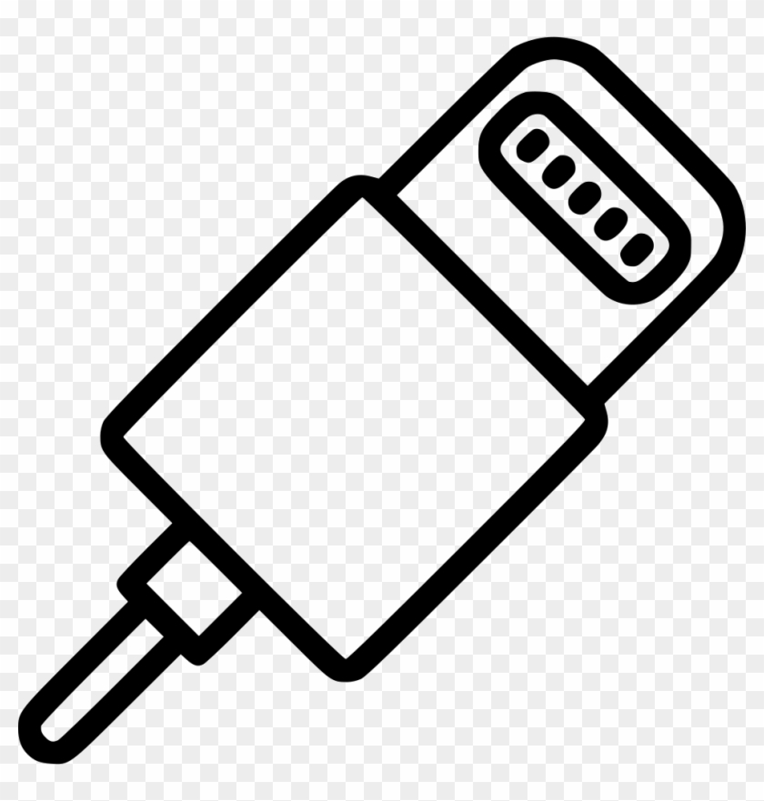 Png File - Iphone Charging Cable Icon #707423