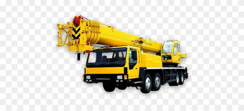 Truck Mounted Cranes - Mobile Crane 60 Ton - Free