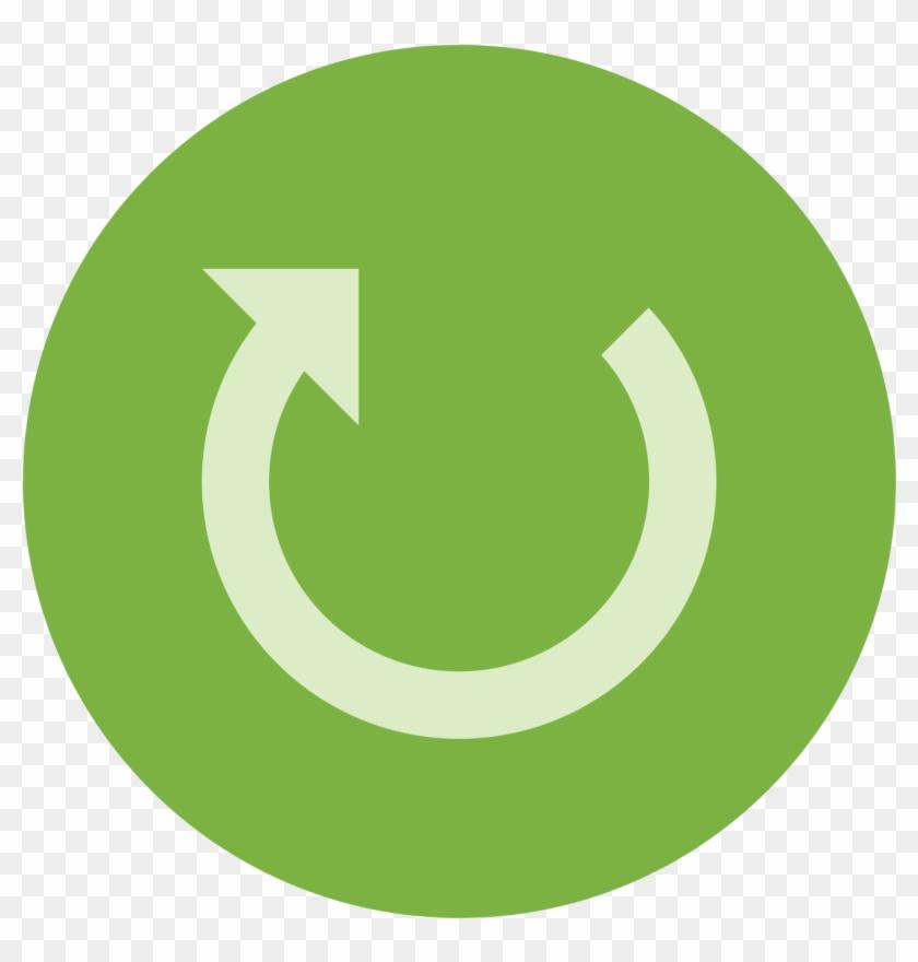 Computer Icons Desktop Wallpaper Clip Art Restart Png Green Free