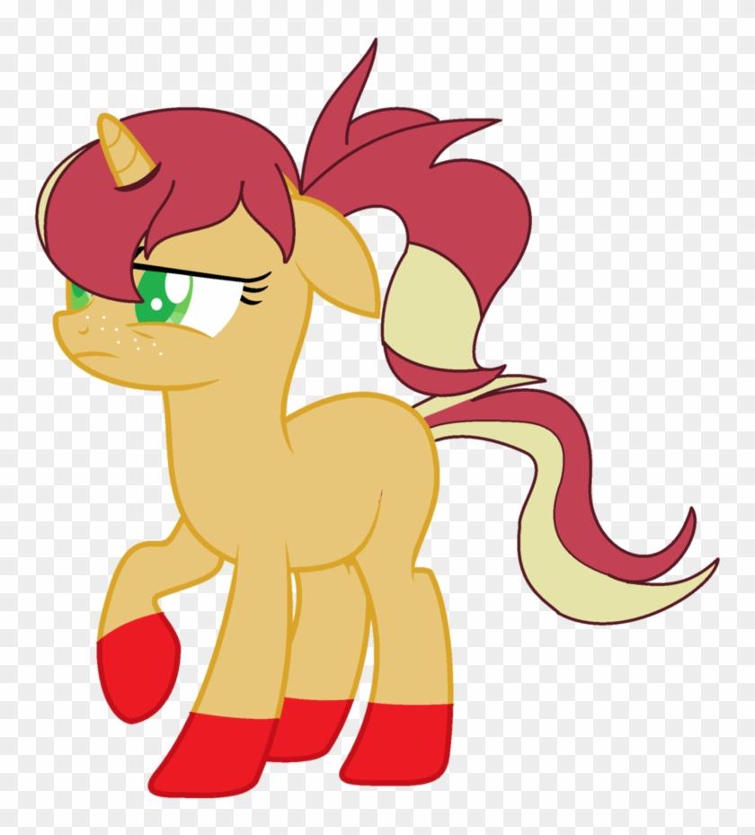 Sunburn My New Pone Adopt By Duskstripe87 - Cartoon #709776