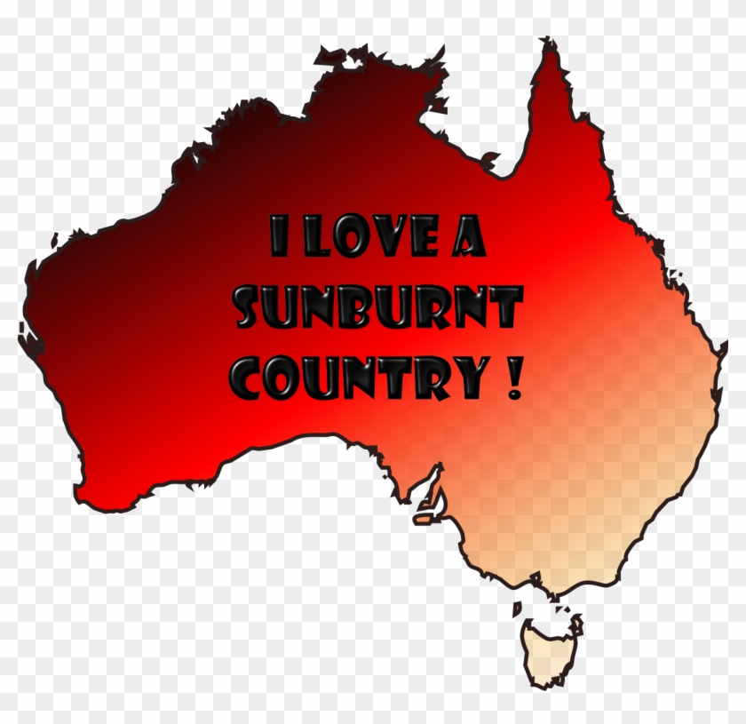 Oz Day Climate Map Of Australia And New Zealand Free Transparent Png Clipart Images Download