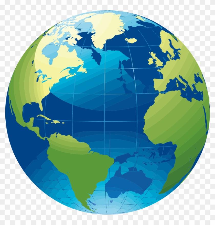 World Map Globe - World Map Globe #710545