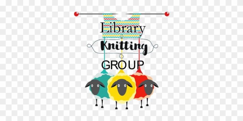 Library Knitting Group Fiber Arts