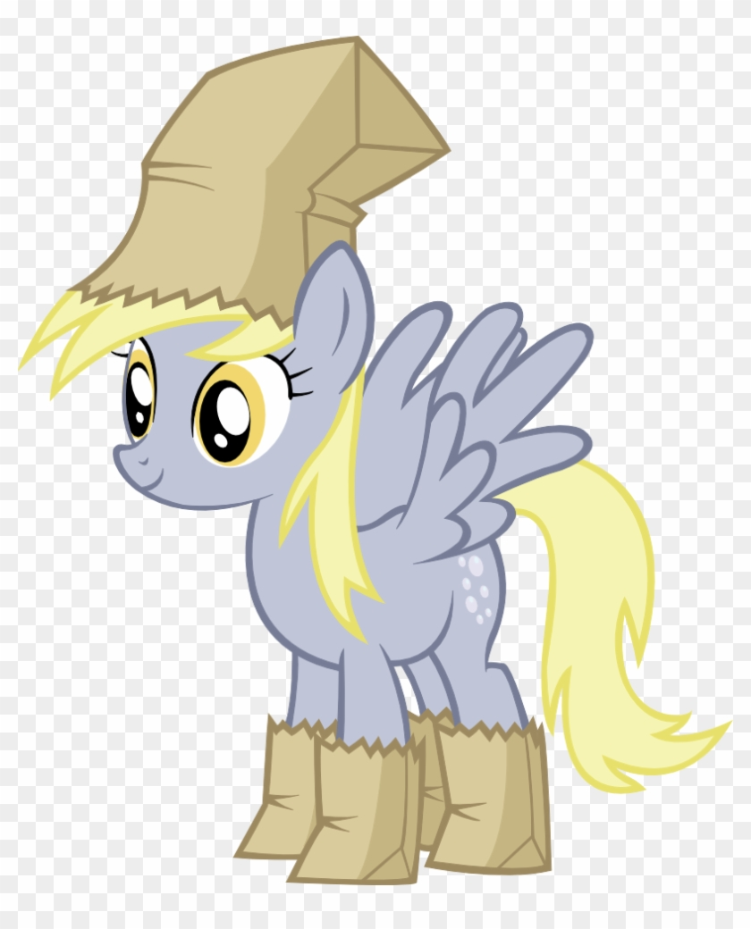 Derpy's Lament Cover 2 By Ponyknight On Deviantart - Derpy From My Little Pony #710942