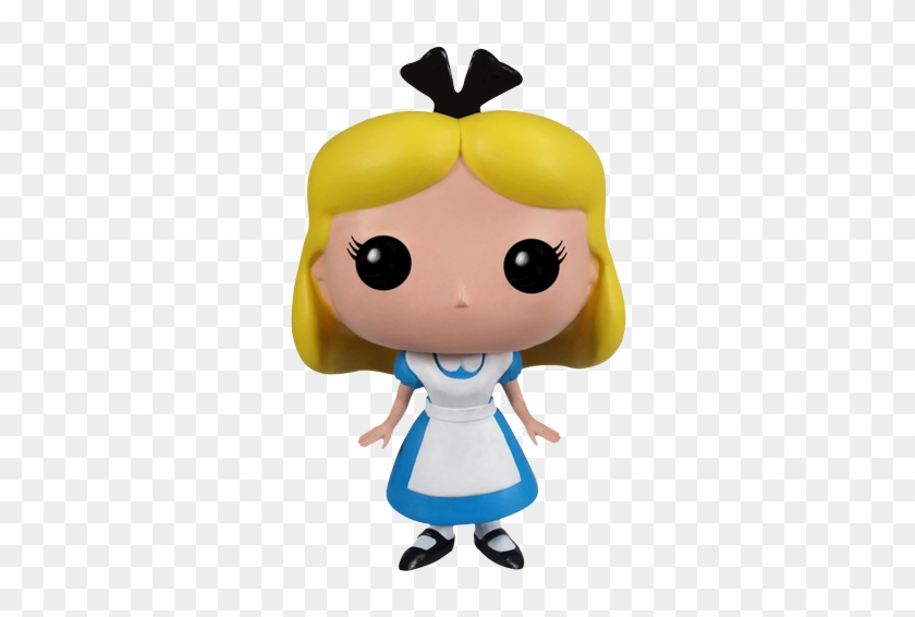 Alice In Wonderland - Alice In Wonderland - Alice Pop! Vinyl Figure #711096
